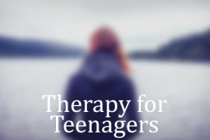 Therapy for Teenagers